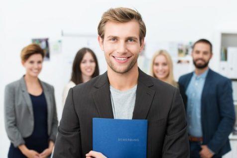 Professionelle Bewerbungsunterlagen